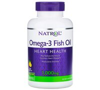 Natrol Omega 3 Fish Oil 1000 mg 150 капсул