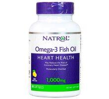 Natrol Omega 3 Fish Oil 1000 mg 60 капсул
