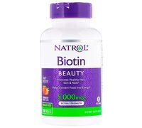 Natrol Biotin 5000 mcg Fast Dissolve 150 таблеток